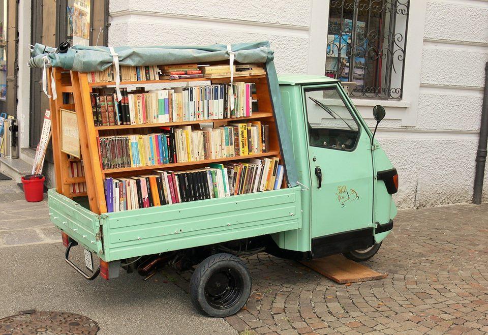 Librarsi Spalavera libri usati