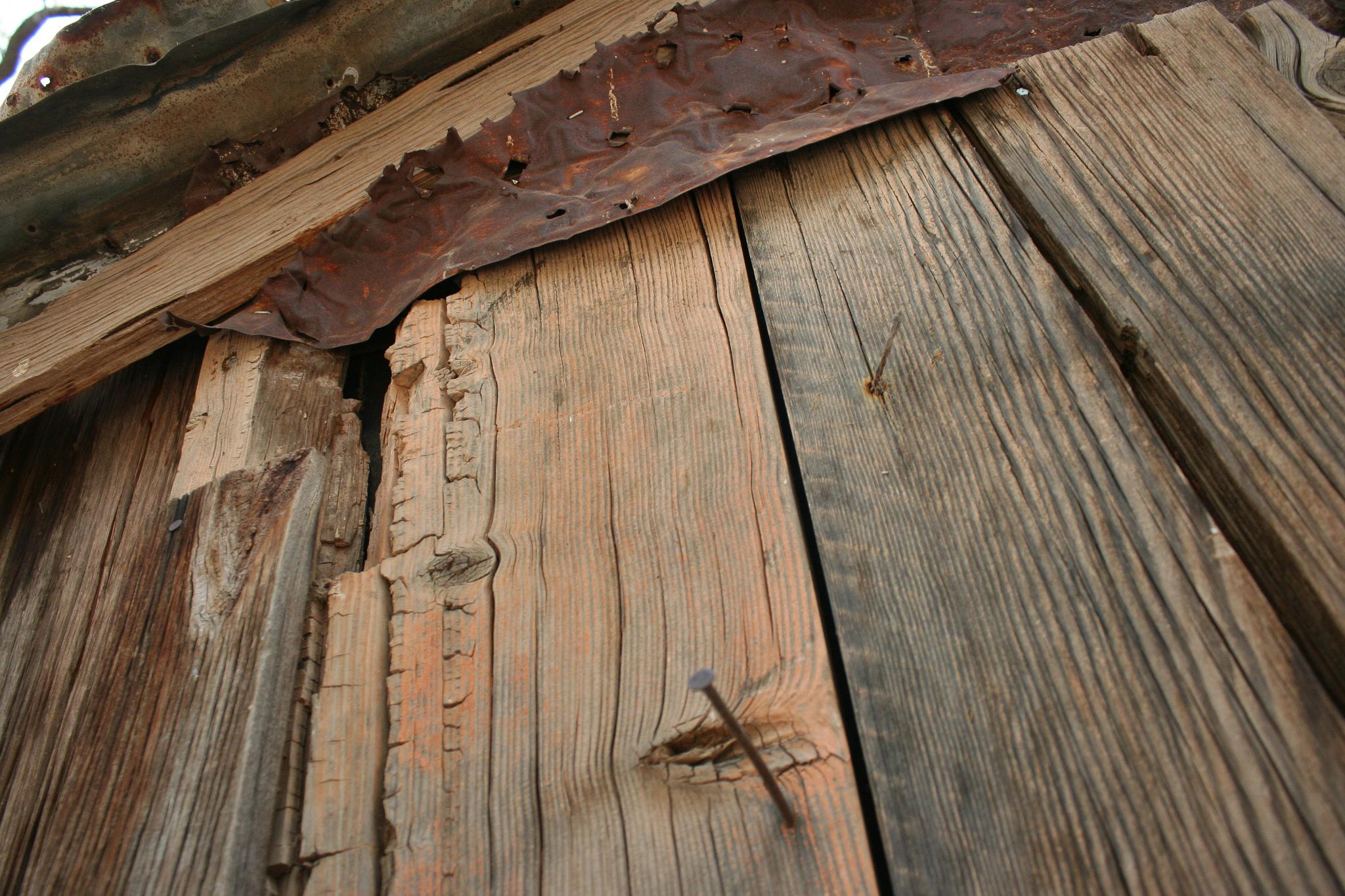 Lavorare Il Legno Grezzo : Come antichizzare il legno