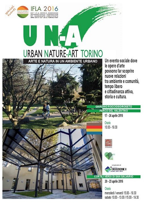 Urban Nature-Art Torino