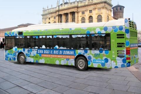 Bus a idrogeno Torino