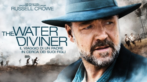 The Water Diviner cover