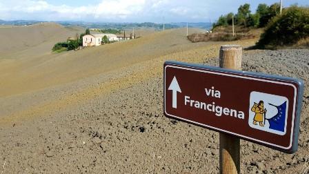 Immagine Via Francigena