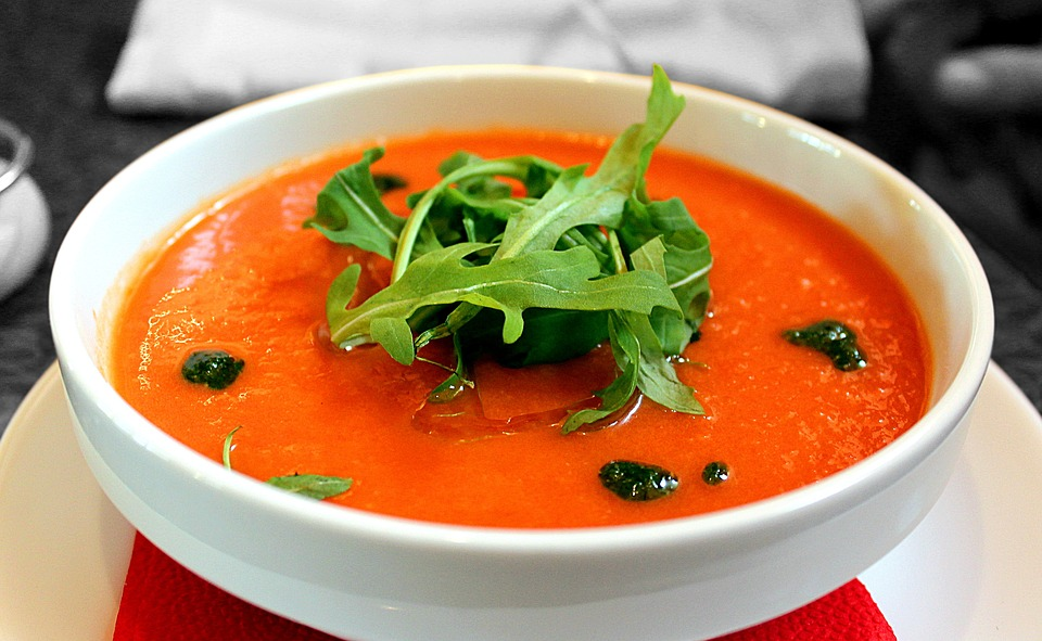 La ricetta del gazpacho andaluso