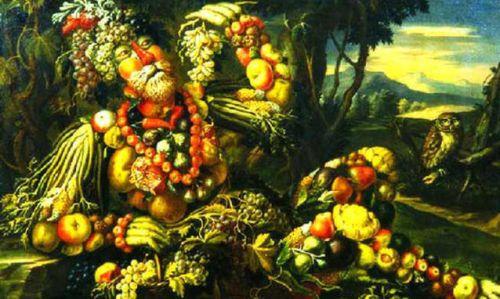Uomo cibo e natura