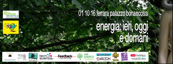 Energia. Ieri, oggi e domani