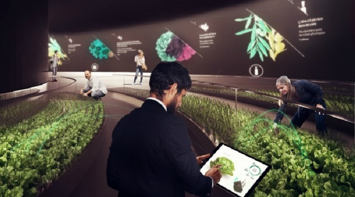 Area del Futuro - Carlo Ratti Associati
