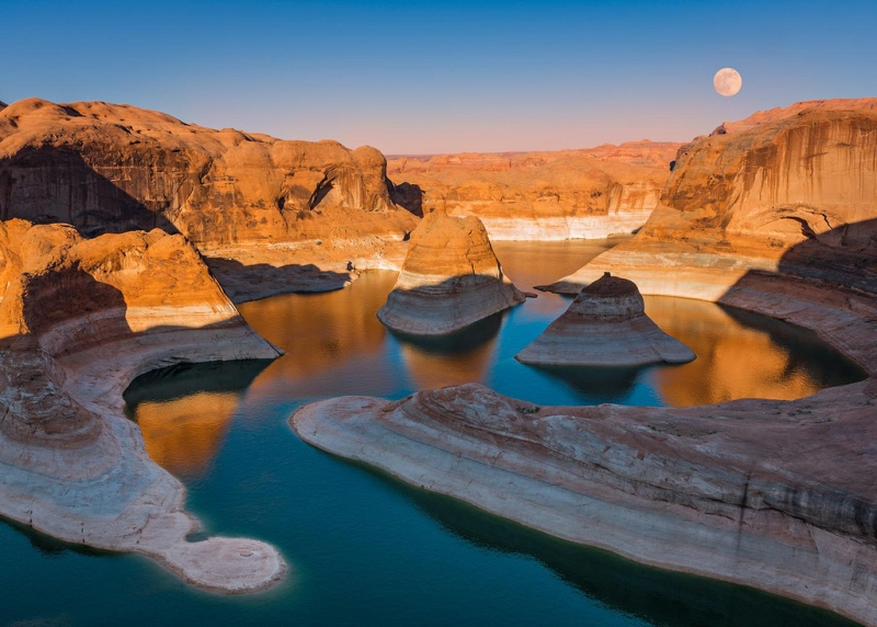 Glen Canyon Arizona-Utah by ninbra