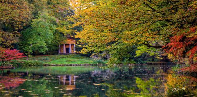 Foliage al Parco di Monza