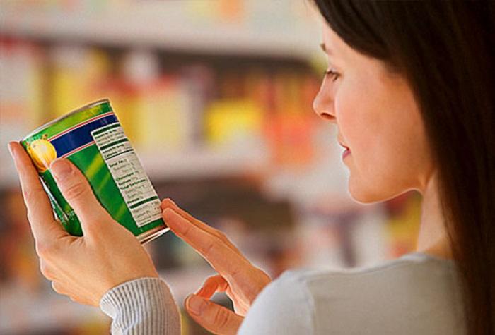 leggere le etichette di riciclabilità