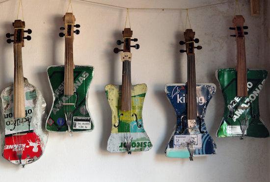 landfill-instruments