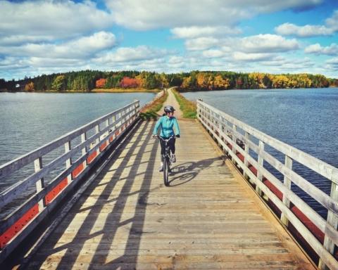 Celtic Shores, Nova Scotia. (Trans Canada Trail)