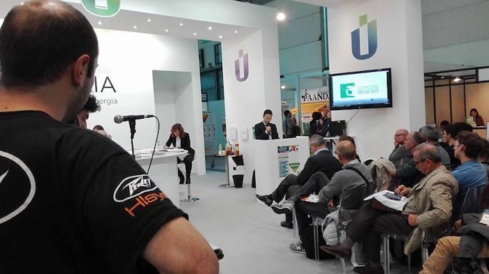 Presentazione della Settimana Europea per la Riduzione dei Rifiuti 20166 a Ecomondo