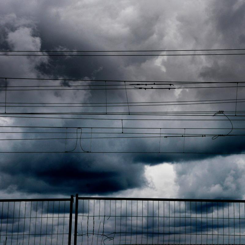 Nuvole. da Cose di Natura- Luisa Menazzi Moretti