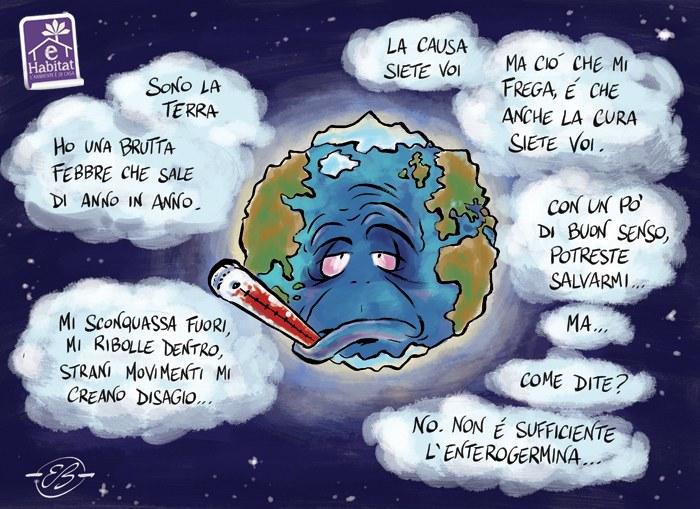 Vignetta di Emiliano Bruzzone