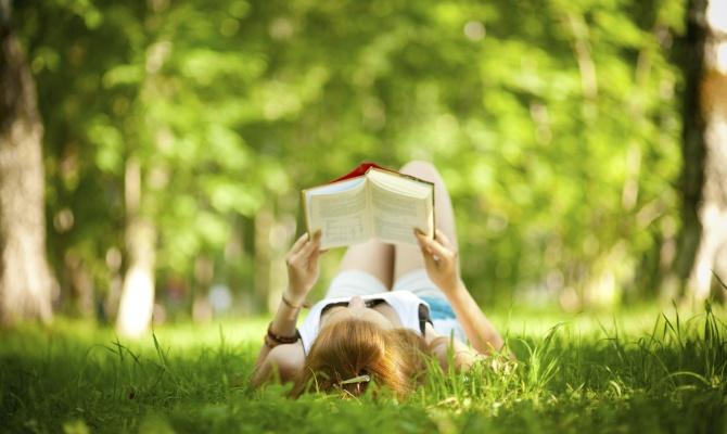 Leggere nel verde