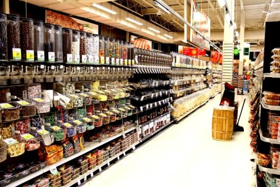organizzare il frigo_negozio