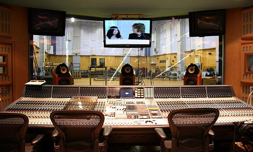 Gli studi di Abbey Road