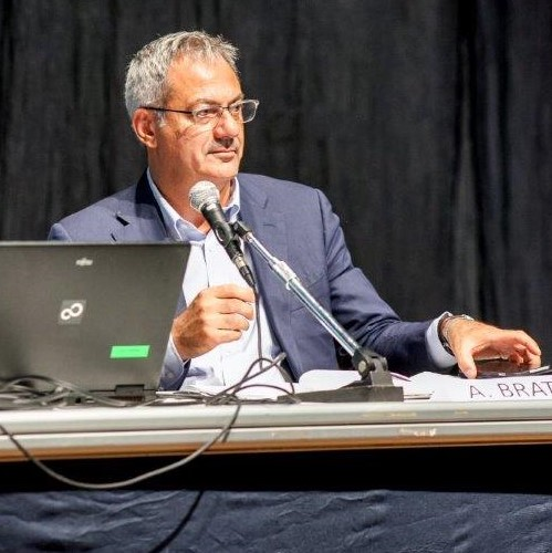 On. Alessandro Bratti
