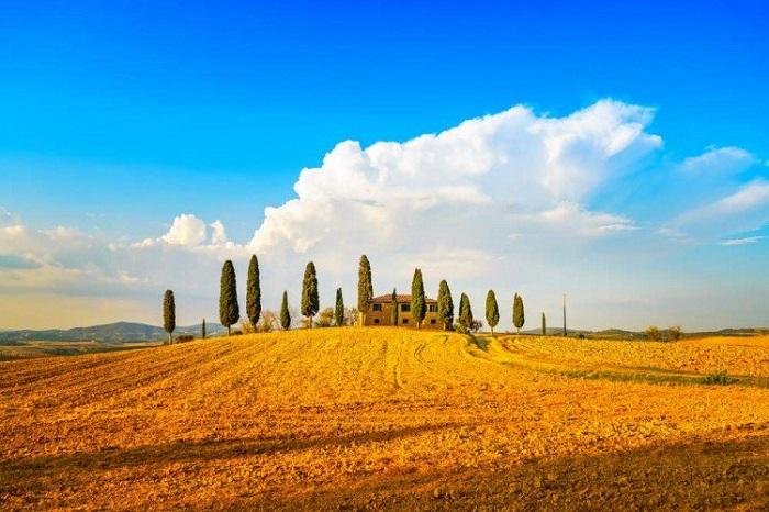 edifici rurali Toscana