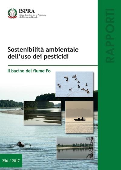 Sostenibilità ambientale dell'uso dei pesticidi. Ispra 2017