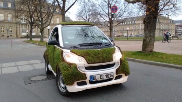 Smart Green Skin