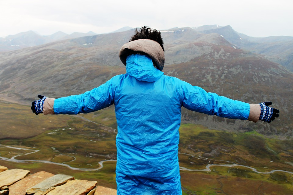 Abbigliamento da montagna