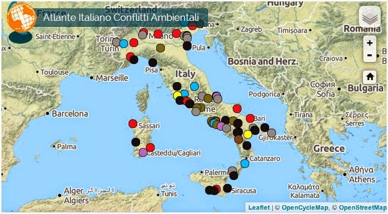 Atlante italiano dei conflitti ambientali