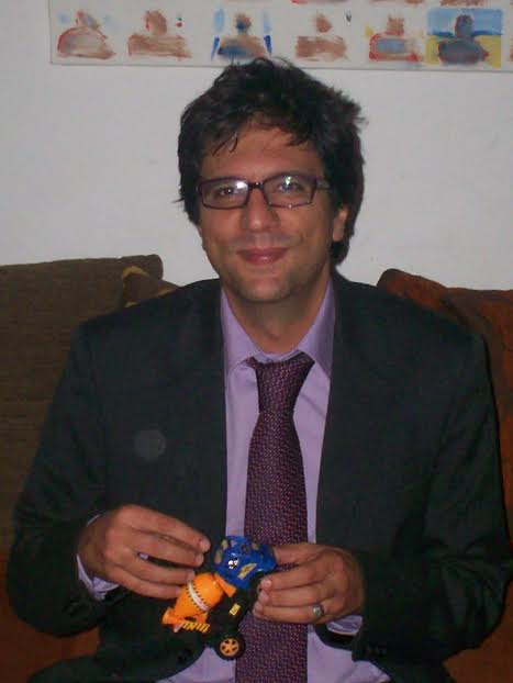 Mario Sunseri uno degli ideatori del Festival Fare i Conti con l'Ambiente