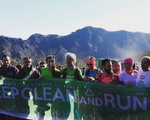 Keep-Clean-And-Run-Partenza