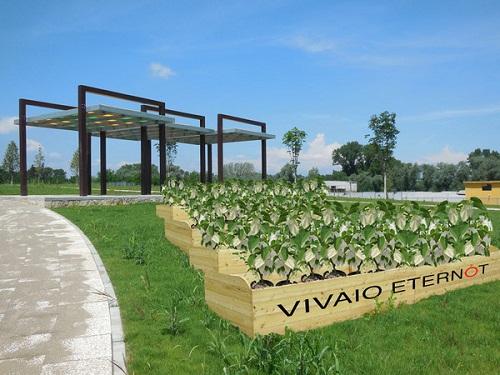 Casale Monferrato, Parco Eternot