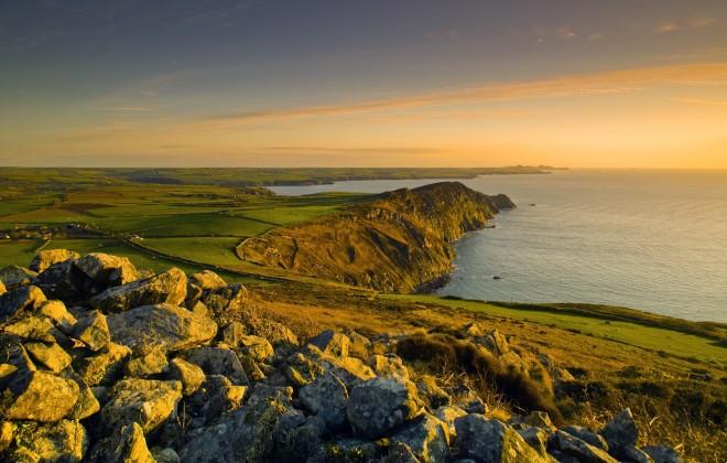penisola di Pembrokeshire, nel sud-ovest del Galles. Immagine www.roughguides.com