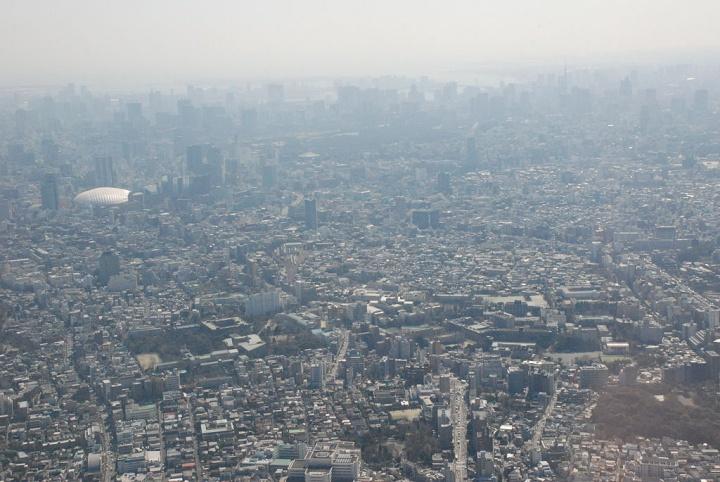 Smog a Tokio