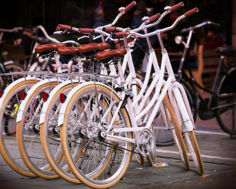 bike sharing a flusso libero cover