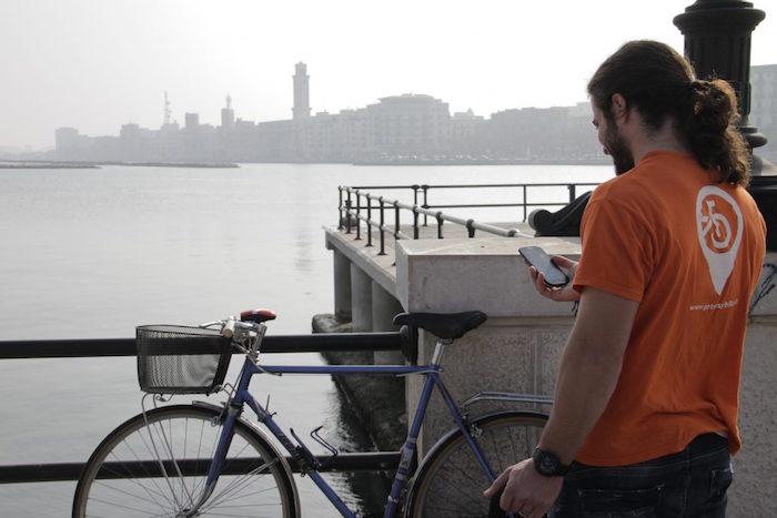 bike sharing a flusso libero-geteasybike