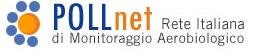 Grazie ai fondi messi a disposizione dalla legge 93/2001, è nata la rete italiana di monitoraggio aerobiologico POLLnet (www.pollnet.it).