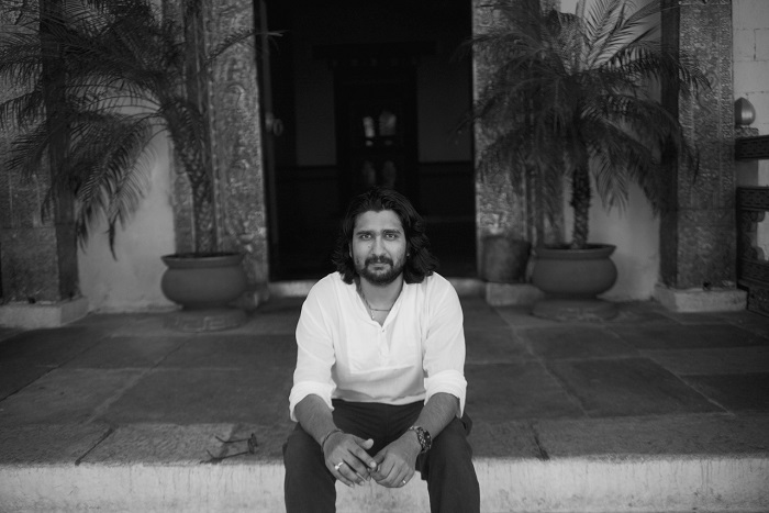 Il regista Rahul Jain