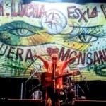 Manu Chao contro Monsanto durante un concerto in Argentina