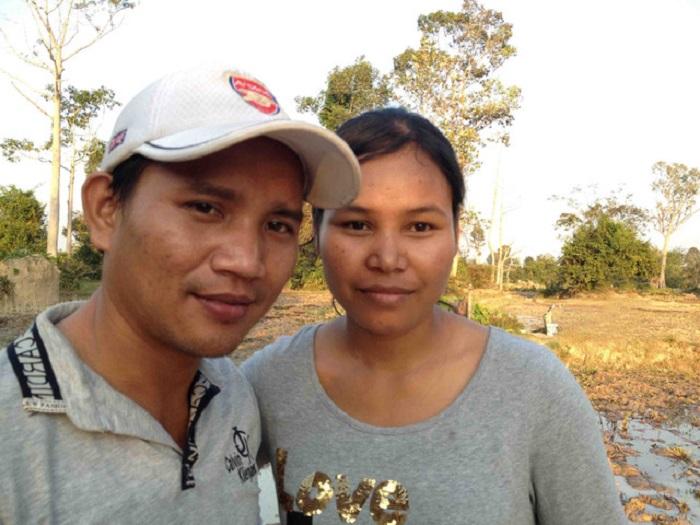 Moon e il marito Bunsan