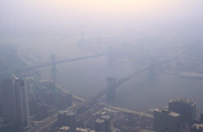 Smog a New York