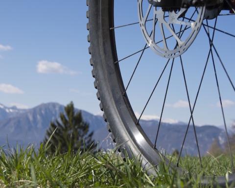 appennino bike tour ruota
