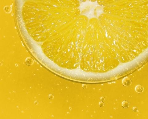 detersivo al limone