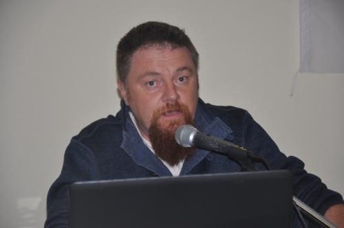 Stefano Fenoglio Docente di Ecologia dell'Università del Piemonte orientale. Foto: osservatoriodelpaesaggio.org