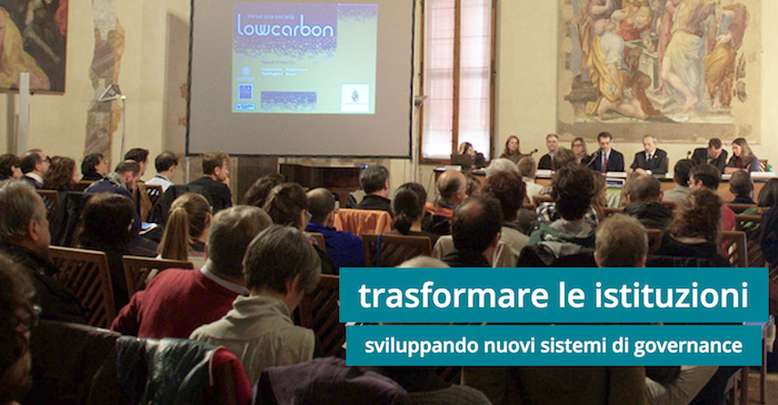 movimento di transizione governance
