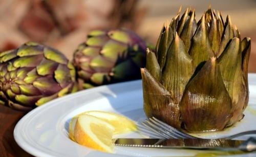 Vignarola: i carciofi sono un ingrediente molto amato nella cucina romana.