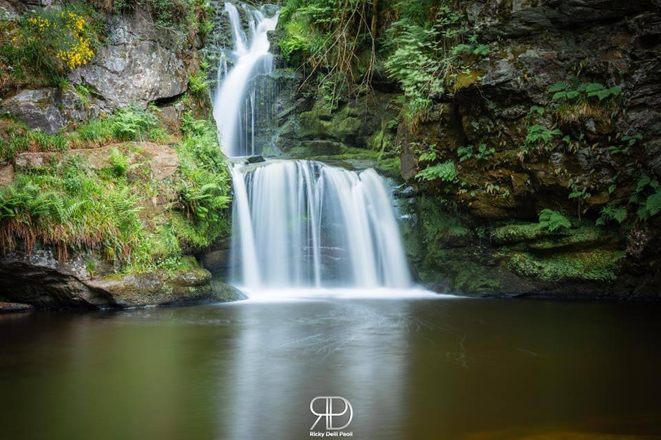 Linn Falls (Scozia) - Ph. Credit: Ricky Delli Paoli