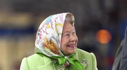 Regina Elisabetta.
