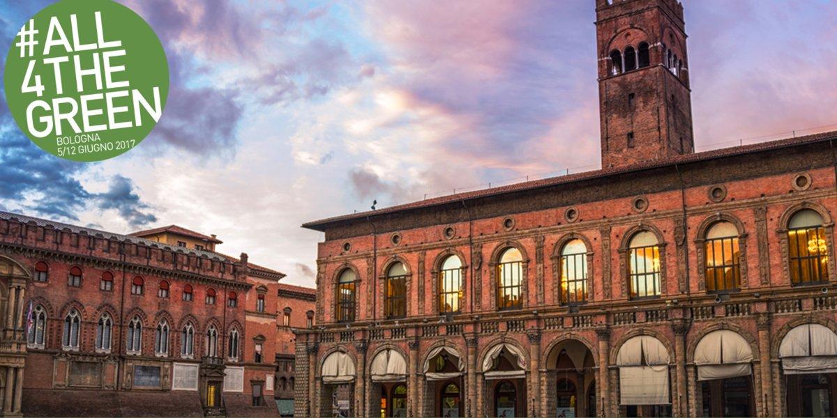 Giugno 2017: a Bologna il summit per l'AMBIENTE