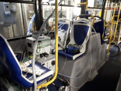 Un nuovo carburante ecologico per gli autobus di Torino (fonte: twitter.com/eni)