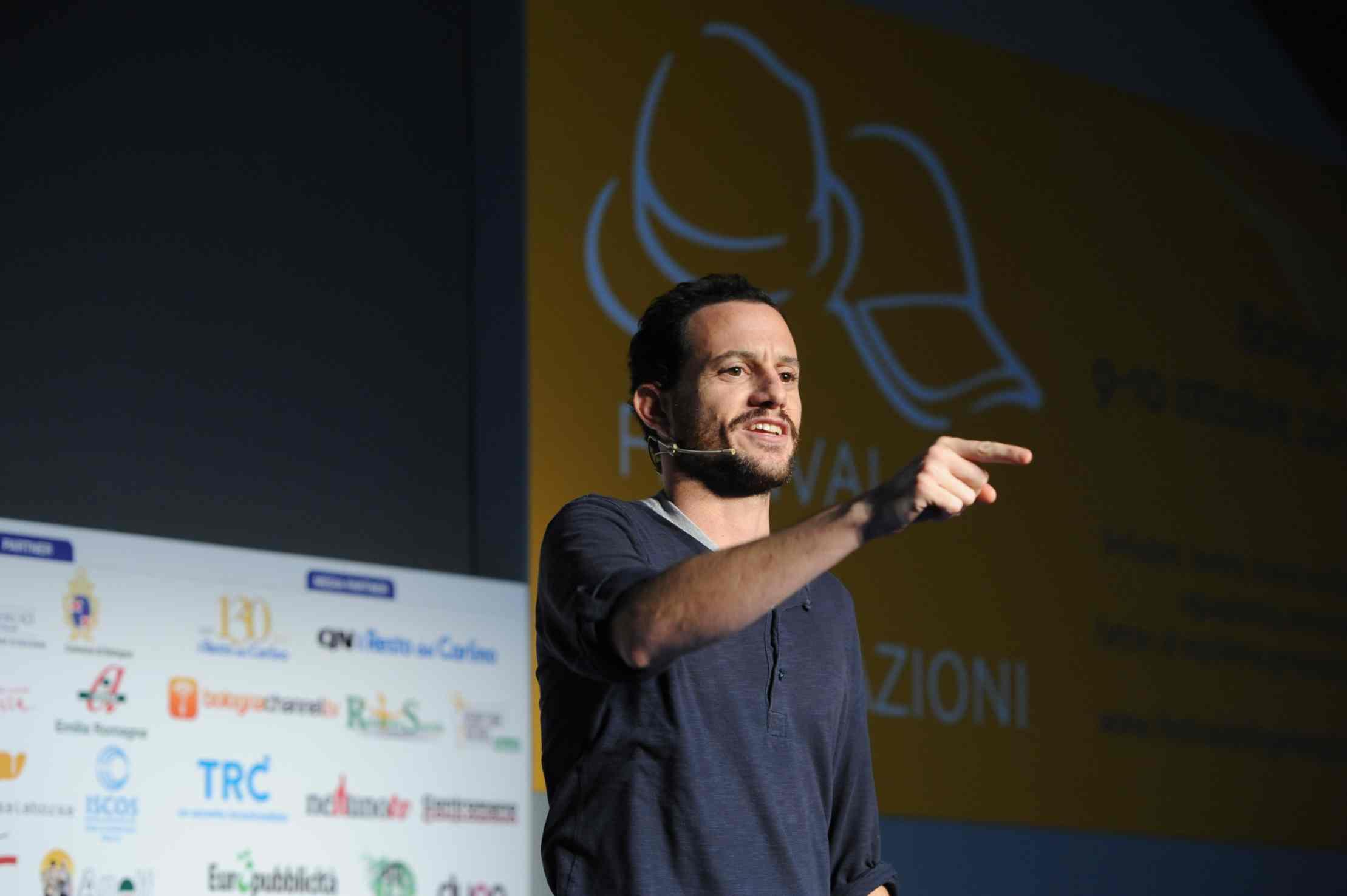 Fabrizio Stasia Blue Revolution