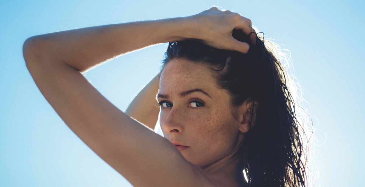 macchie della pelle face